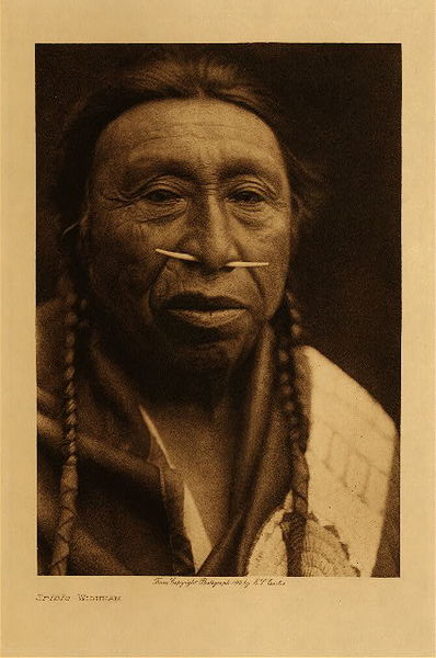 Edward S. Curtis - Spidis - Wishham border=