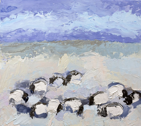 Theodore Waddell - Dillon Sheep #4 border=
