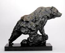 Title: Trouble Maker , Size: 21.5 x 27 x 9 inches , Medium: Bronze , Signed: Signed