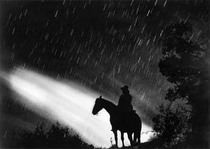 Title: Star Shower , Size: 17 3/4 x 23 inches , Medium: Silver Gelatin Photograph , Signed: Signed , Edition: 42/125