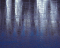 Title: Frozen Lake Reflections, CO , Size: 30 x 40 inches , Medium: Cibachrome Photograph , Signed: L/R , Edition: #3
