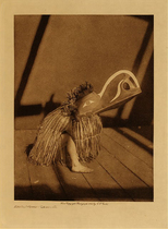 Title: Kaloqutsuis - Qagyuhl , Date: 1914 , Size: Volume, 12.5 x 9.5 inches , Medium: Vintage Photogravure , Edition: Vintage