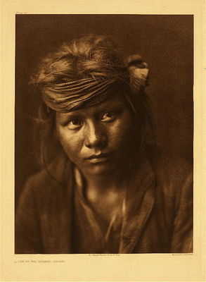 Title:   Plate 032  A Son of the Desert , Date: 1904 , Size: Portfolio, 22 x 18 inches , Medium: Vintage Photogravure