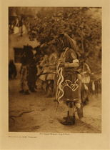 Title: Picking up the Snakes , Date: 1906 , Size: Volume, 12.5 x 9.5 inches , Medium: Vintage Photogravure , Edition: Vintage