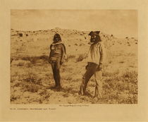 Title: Hopi Farmers, Yesterday and Today , Date: 1908 , Size: Volume, 9.5 x 12.5 inches , Medium: Vintage Photogravure , Signed: Unsigned , Edition: Vintage
