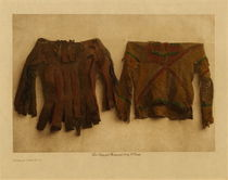 Title: Scalp-Shirts , Date: 1908 , Size: Volume, 9.5 x 12.5 inches , Medium: Vintage Photogravure , Edition: Vintage