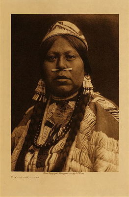 Title: Kyetani - Wishham , Date: 1910 , Size: Volume, 12.5 x 9.5 inches , Medium: Vintage Photogravure , Edition: Vintage