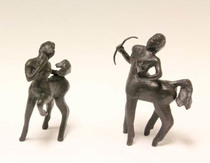 Title: Shall We Dance , Size: 7 x 8.5 x 4.5 inches , Medium: Bronze , Signed: Signed , Edition: 8/33