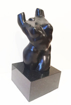 Title: Torso II , Size: 12.5 x 6 x 6 inches , Medium: Bronze , Signed: Signed , Edition: 5/10