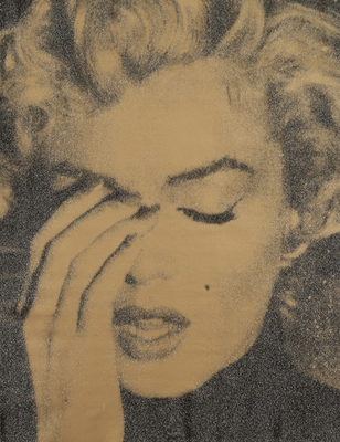 Title:      Marilyn Crying