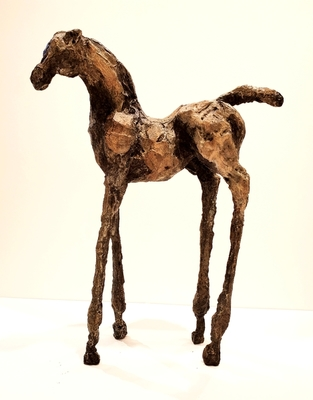 Title: Miel , Size: 13 3/4 inches , Medium: Bronze , Signed: Signed , Edition: 2/30