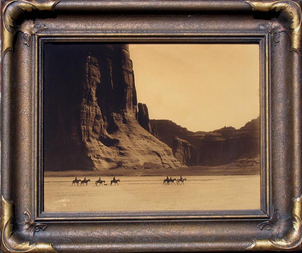Edward S. Curtis, Curtis photographs
