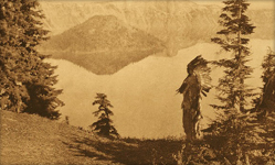 Edward S. Curtis, The Chief