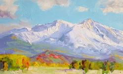 Michael Charron, Colorful Mt. Sopris