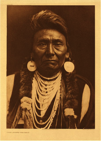Edward Curtis Photographs