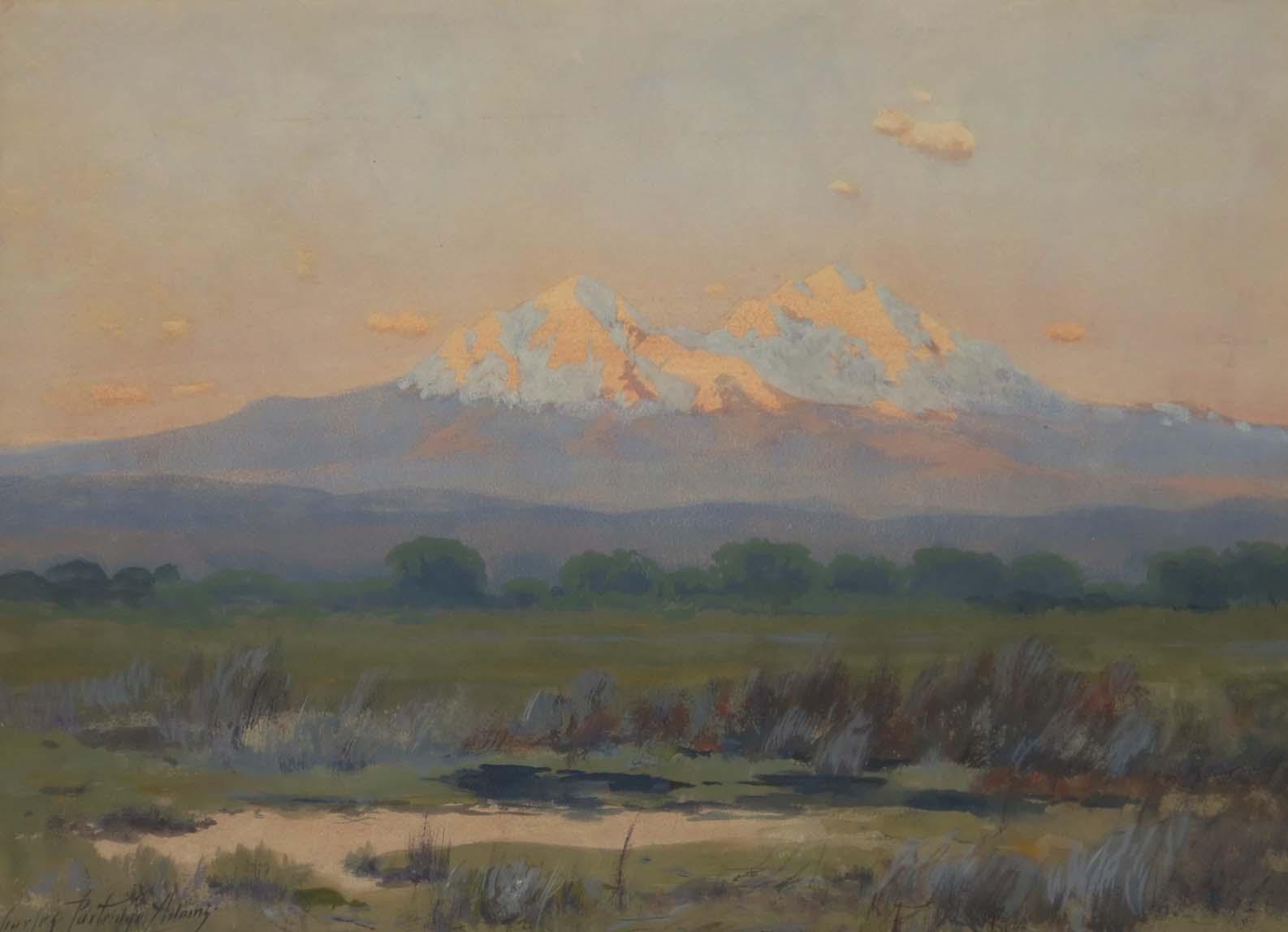 Spanish Peaks Sunrise