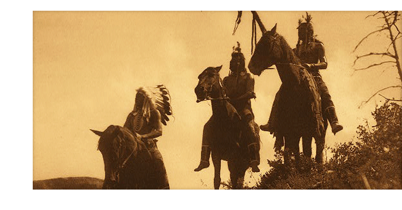 Edward Curtis Plate 147