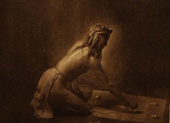 Apache Medicine Man