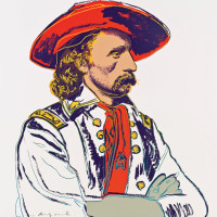Warhol General Custer