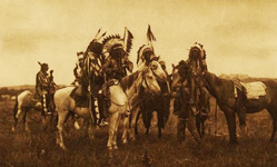 Edward S. Curtis Photo