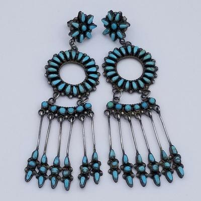 Old Pawn Earrings