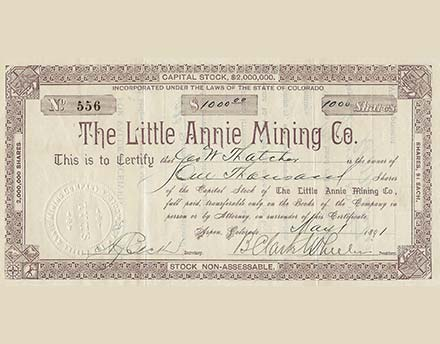 Little-Annie-Mining-CO-Stock-Certificate_web